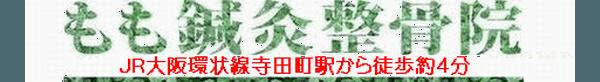 施術・治療日記   ぎっくり腰なら大阪市阿倍野区寺田町駅のもも鍼灸整骨院